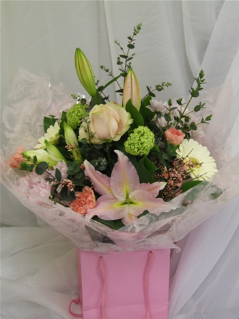 pink bouquet