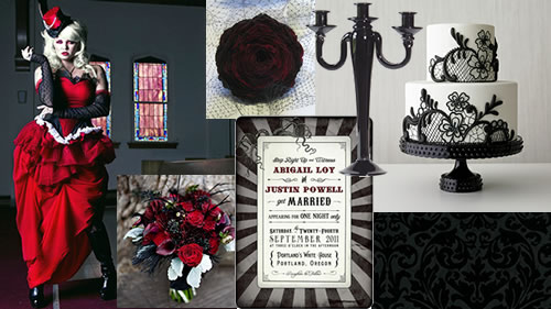 gothic-wedding-ideas-mood-board