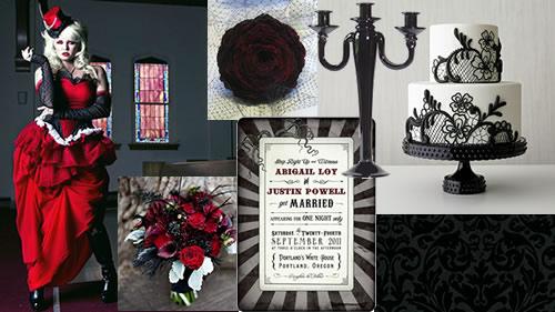 gothic-wedding-ideas-mood-board
