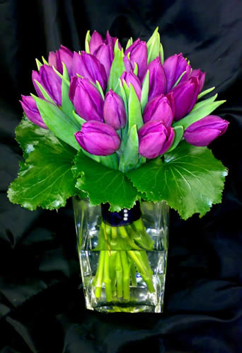 purple-tulip-brides-bouquet